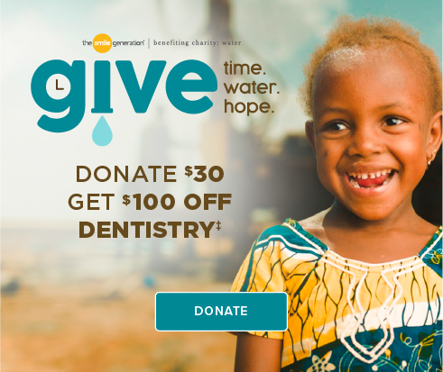 Donate $30, Get $100 Off Dentistry - Cave Creek Dentistry